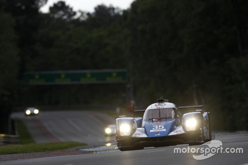 10: #35 Baxi DC Racing Alpine A460 Nissan: David Cheng, Ho-Pin Tung, Nelson Panciatici