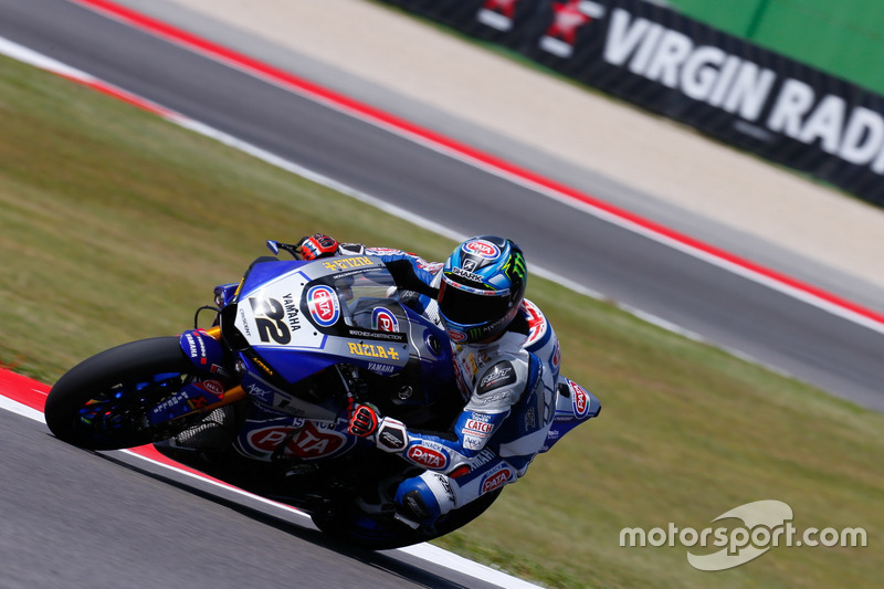 Alex Lowes, Pata Yamaha Official WorldSBK Team