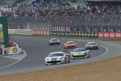 #116 Rossocorsa, Ferrari 458 Challenge Evo: Jean-Claude Saada