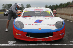 Ginetta Junior: Croft