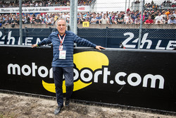 Dibujante Técnico de Motorsport.com Giorgio Piola