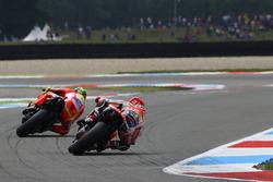 Andrea Iannone, Ducati Team; Marc Marquez, Repsol Honda Team
