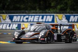 #48 PS Racing Adess 03 - Nissan: Angelo Negro