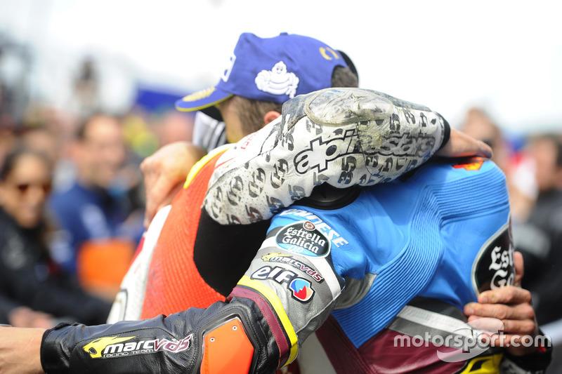 Jack Miller, Marc VDS Racing Honda e Cal Crutchlow, Team LCR Honda