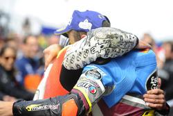 Jack Miller, Marc VDS Racing Honda and Cal Crutchlow, Team LCR Honda