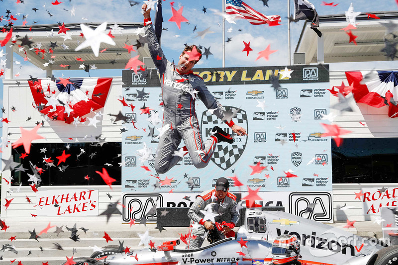 IndyCar – повернення на Road America