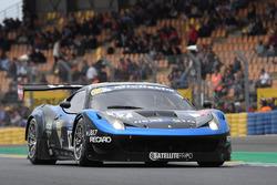 #17 Duqueine Engineering, Ferrari 458 Italia GT3: Christophe Hamon, Lonni Martins