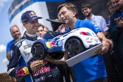 Sébastien Ogier,Volkswagen Motorsport with Jost Capito, Volkswagen Motorsport Director