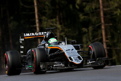 Nico Hulkenberg, Sahara Force India