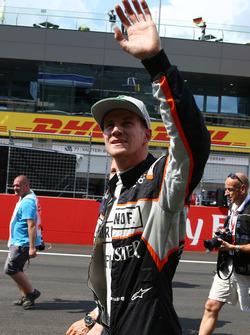 3. im Qualifying, Nico Hülkenberg, Sahara Force India F1