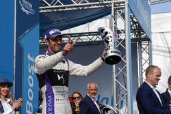 Podium: Jean-Eric Vergne, DS Virgin Racing