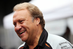 Robert Fernley, Sahara Force India F1 Teamchef