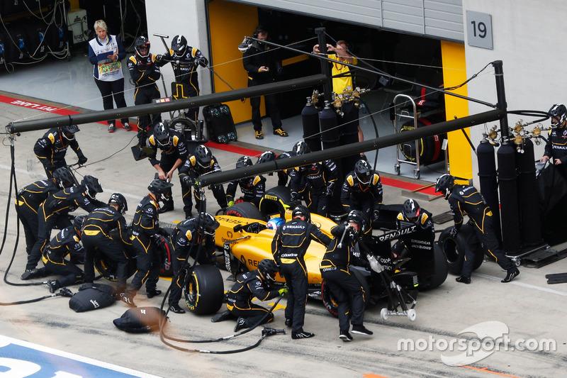 3. Renault: 1 Mal