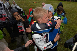 Ott Tanak, DMACK World Rally Team with Andreas Mikkelsen, Volkswagen Polo WRC, Volkswagen Motorsport