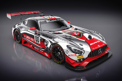 Designpräsentation: AMG-Team Black Falcon