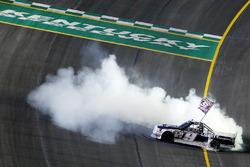 Il vincitore della gara William Byron, Kyle Busch Motorsports Toyota