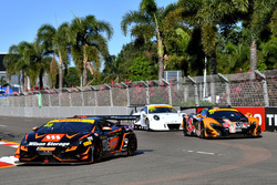 Interlloy M Motorsport, Lamborghini Gallardo R-EX, Justin McMillan und Glen Wood