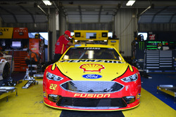 Car of Joey Logano, Team Penske Ford