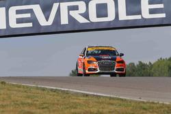 #75 Compass360 Racing Audi S3: Roy Block, Tom Dyer