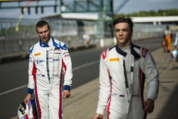Сергей Сироткин, ART Grand Prix, и Артем Маркелов, RUSSIAN TIME