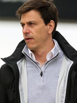 Toto Wolff, Azionista e Direttore Esecutivo Mercedes AMG F1
