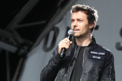 Jolyon Palmer, Renault Sport F1 Team on the Silverstone Stage