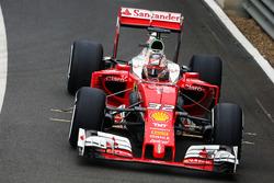 Charles Leclerc, Ferrari SF16-H, Testfahrer