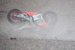 Аварія Штефана Брадля, Aprilia Racing Team Gresini