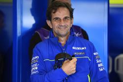 Davide Brivio, Teammanager, Suzuki MotoGP
