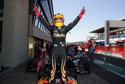 El ganador de la carrera Giuliano Raucci, Diegi Motorsport