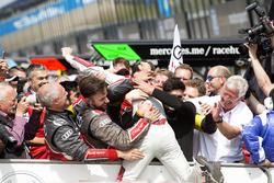 Winnaar Jamie Green, Audi Sport Team Rosberg, Audi RS 5 DTM