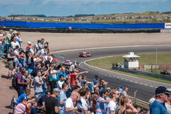 Fans in de duinen, Miguel Molina, Audi Sport Team Abt Sportsline, Audi RS 5 DTM