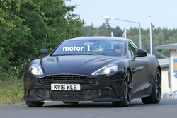 Spyshots de l'Aston Martin Vanquish S