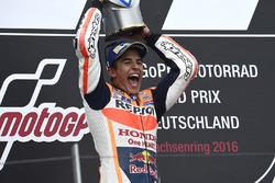 Podium: 3. Andrea Dovizioso, Ducati Team