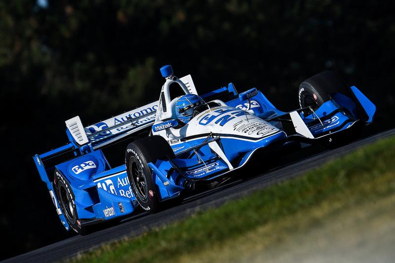 2016 IndyCar: Simon Pagenaud, Team Penske, Dallara-Chevrolet