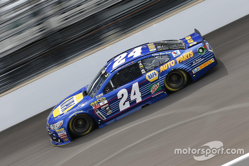 15. Chase Elliott, Hendrick Motorsports, Chevrolet