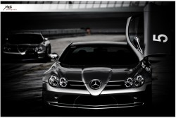 Mercedes Mclaren SLR
