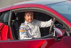 Alonso Estoril Honda NSX