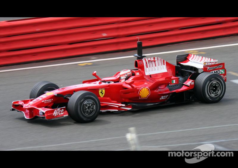Scuderia Ferrari Marlboro - Kimi Räikkönen - 1