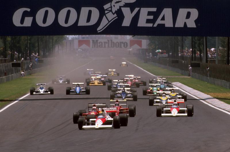 1989 год. Айртон Сенна, McLaren