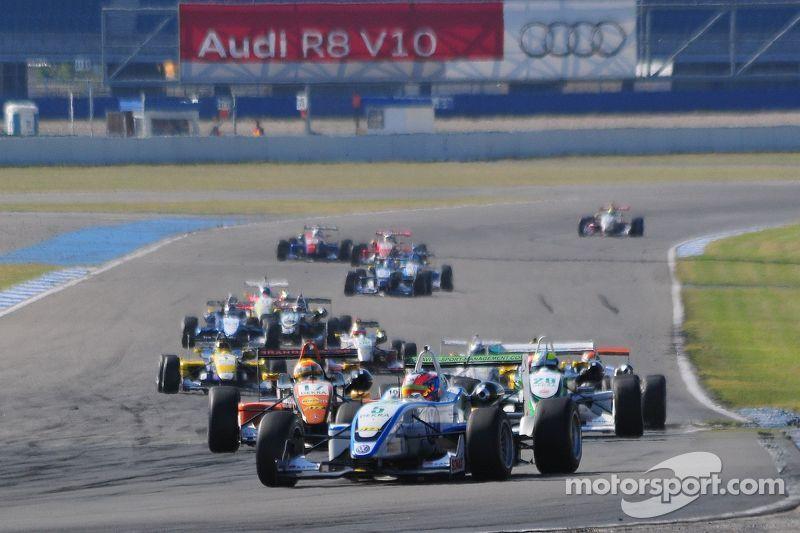 ATS Formel 3 Cup, Start Race 2