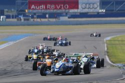 ATS Formel 3 Cup, Start Race 2