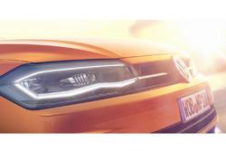 Teaser VW Polo 2018
