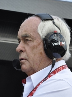 Roger Penske - Photo by Anne Proffit