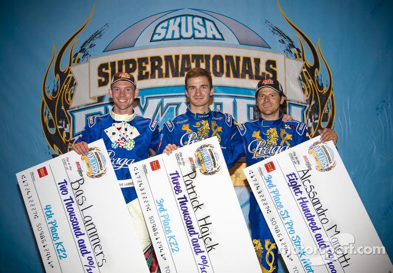 Praga Karts at SKUSA Supernationals!