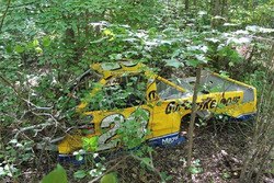 Кладбище машин Дейла Эрнхардта-младшего