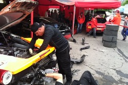 AGM Car Chief Dave Cortes does his job