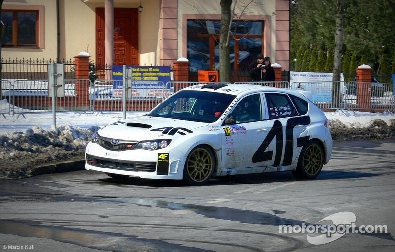 Subaru - D. Chwist, D. Burkat