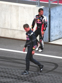 Coulthard, Loeb