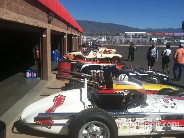 Indy Roadster Line up